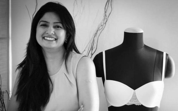 Chân dung Nữ hoàng bra của Ấn Độ: Theo đuổi đam mê cấm kị cùng ước mơ cá nhân hóa những chiếc áo ngực - Ảnh 1.