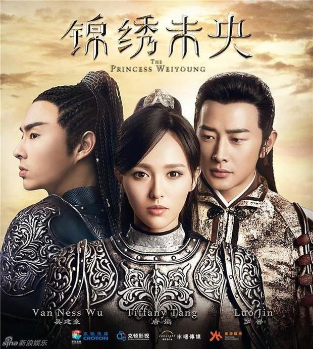Phim se duyên vợ chồng của Đường Yên và La Tấn bị toà phán đạo văn, netizen gọi hồn cô bạn tốt Dương Mịch vì lí do này - Ảnh 2.