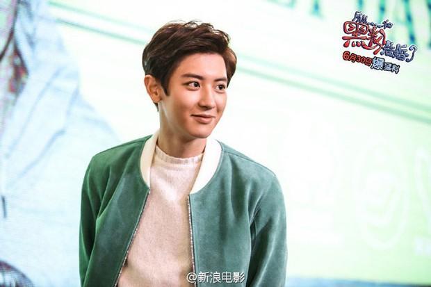 Tiền đồ chị Dậu có khi còn xán lạn hơn idol số nhọ Chan Yeol (EXO): Đi đóng phim còn bị thành viên cùng nhóm hại chết! - Ảnh 10.