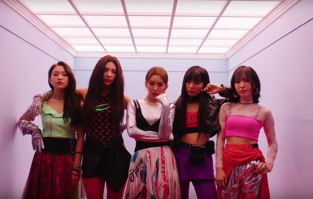 Netizen chỉ ra 5 trưởng nhóm girlgroup tài giỏi và kiên cường nhất Kpop: SM chiếm đến 2 cái tên nhưng vẫn chịu thua trưởng nhóm ngoài Big 3 - Ảnh 3.