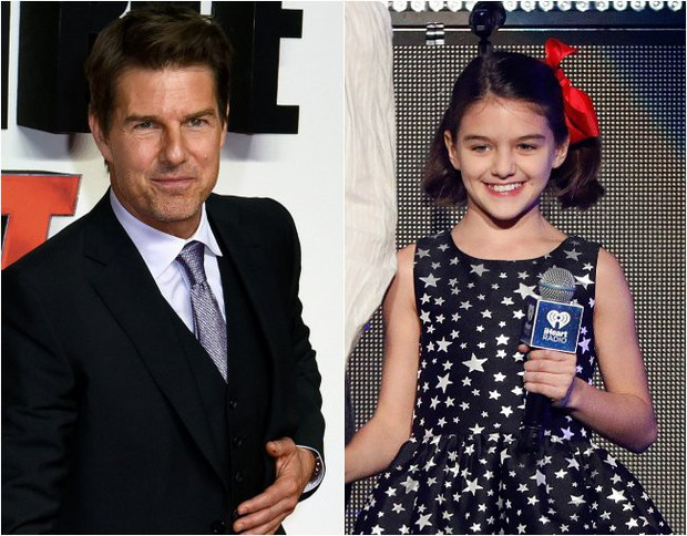 Bị đồn không phải cha ruột, đây là cách đối xử gây tranh cãi của Tom Cruise với con gái Suri suốt 6 năm qua - Ảnh 1.