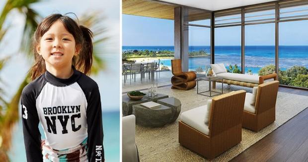 Choáng với căn hộ cao cấp 144 tỉ của gia đình sao nhí Choo Sarang ở Hawaii: Nội thất không khủng bằng tiện ích đi kèm - Ảnh 2.