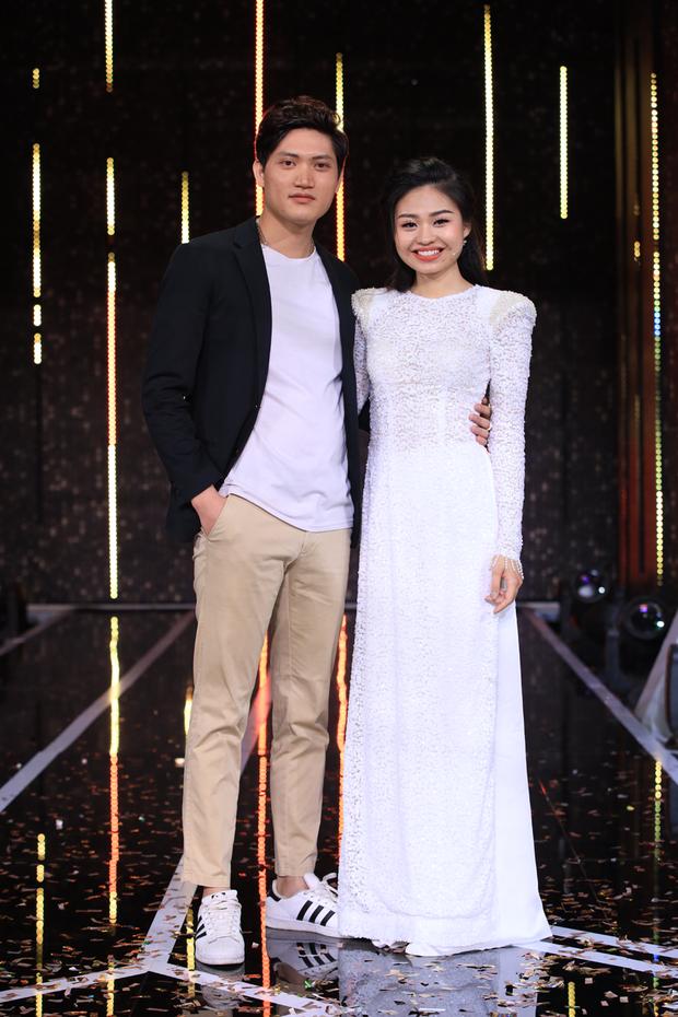 Người ấy là ai: Biết Tuấn Dũng theo đuổi mình đến tận show hẹn hò, nữ chính Lê Lộc vẫn chọn người khác - Ảnh 13.