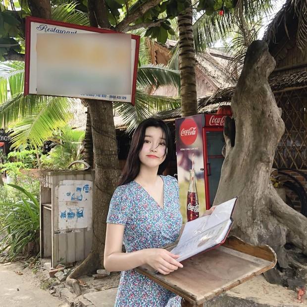 Chìm nghỉm giữa nhóm, nữ idol Kpop bỗng nổi lên nhờ ảnh du lịch Việt Nam hôm nay: Con gái nhìn còn thích! - Ảnh 4.