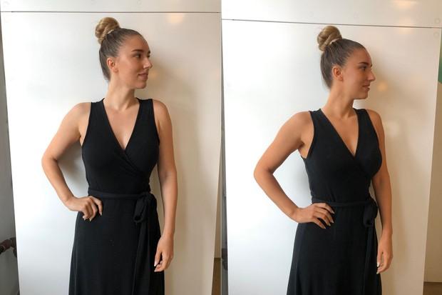 Các beauty editor đã dùng thử kem nền cho body của Kim Kardashian và đây là kết quả - Ảnh 4.
