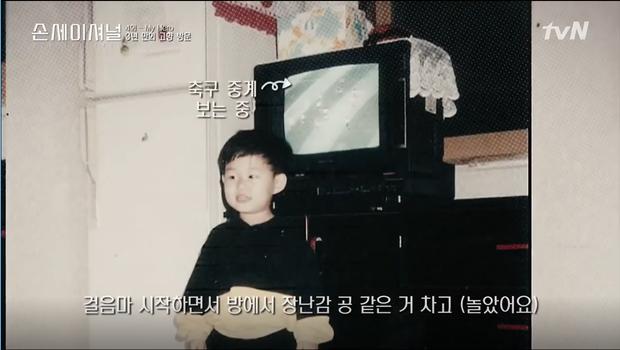 Fan phát cuồng trước những bức ảnh cực hiếm thời bé của oppa Son Heung-min: Đã dễ thương lại còn xinh trai từ bé - Ảnh 4.