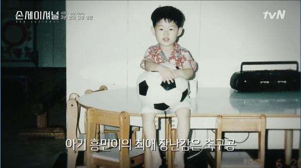 Fan phát cuồng trước những bức ảnh cực hiếm thời bé của oppa Son Heung-min: Đã dễ thương lại còn xinh trai từ bé - Ảnh 5.