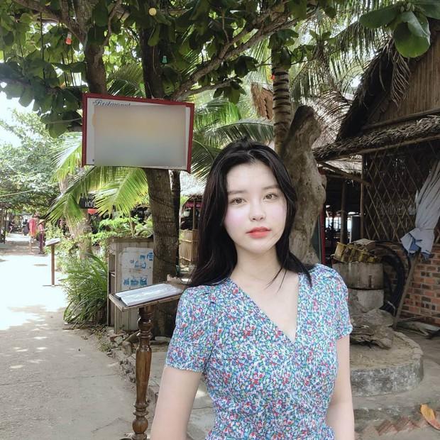 Chìm nghỉm giữa nhóm, nữ idol Kpop bỗng nổi lên nhờ ảnh du lịch Việt Nam hôm nay: Con gái nhìn còn thích! - Ảnh 5.