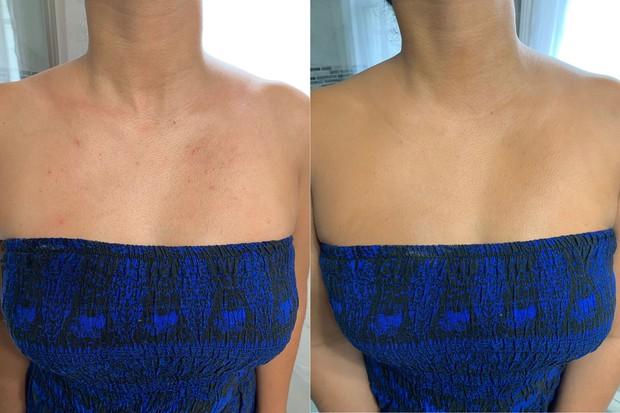 Các beauty editor đã dùng thử kem nền cho body của Kim Kardashian và đây là kết quả - Ảnh 3.