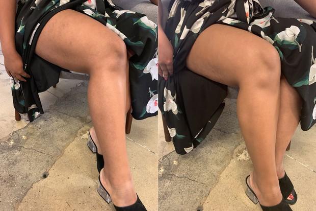Các beauty editor đã dùng thử kem nền cho body của Kim Kardashian và đây là kết quả - Ảnh 6.