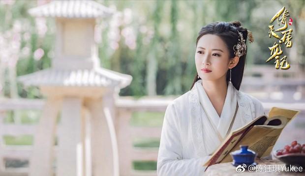 3 nữ thần cổ trang Hoa Ngữ được yêu thích nhất nửa đầu 2019: Cả giới anh hùng võ lâm phát cuồng vì số 1 - Ảnh 5.