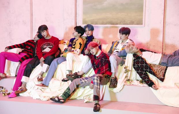 Màn soán ngôi vĩ đại của Kpop: Hiện tượng toàn cầu PSY chính thức bị BTS hạ bệ sau 7 năm giữ ngai vàng - Ảnh 2.
