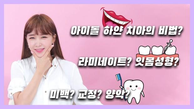 Xem Way (Crayon Pop) hé lộ bí mật để có được hàm răng trắng sáng như các idol xứ Hàn - Ảnh 2.