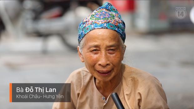 Clip mưu sinh trên đường Hà Nội vào một ngày nắng nóng: Anh thợ xây gồng mình kéo thép, chị bán hàng rong đi mãi vẫn ế ẩm - Ảnh 6.