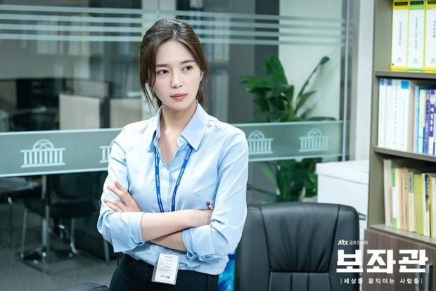 """Chief of Staff của Shin Min Ah: Đỉnh cao """"bóc phốt"""" giới chức Hàn Quốc! - Ảnh 12."""