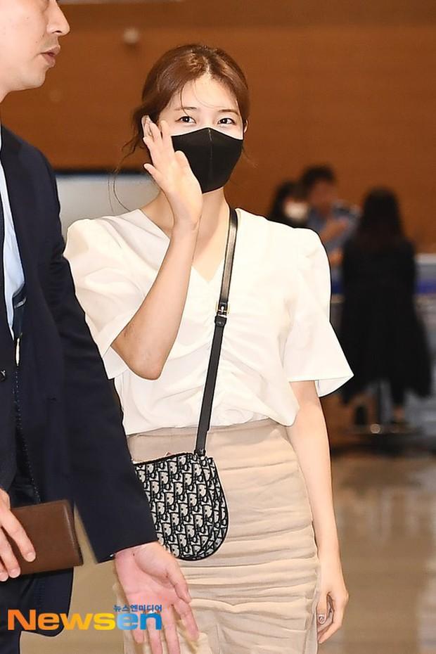 Lee Min Ho và Suzy lần lượt xuất hiện tại sân bay gần sinh nhật, tạo nên khung cảnh na ná ảnh hẹn hò 4 năm trước? - Ảnh 2.