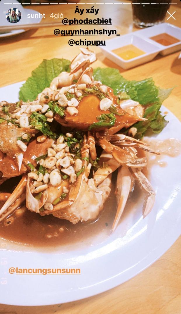 Ô! Chi Pu với hội bạn thân Quỳnh Anh Shyn - Phở - Sun HT du lịch Côn Đảo 3 ngày mà toàn thấy... ăn với ăn, đến khi về vẫn còn hẹn nhau làm bữa nữa - Ảnh 11.