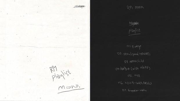 Tin được không: Mixtape của trưởng nhóm RM (BTS) nay đủ điều kiện ứng cử giải Grammy? - Ảnh 2.