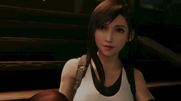 Final Fantasy 7 Remake xác nhận phải sửa lại ngực Tifa vì nó to một cách bất hợp lý - Ảnh 2.