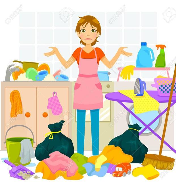 Khoa học chứng minh: Chìa khóa hạnh phúc chính là thuê người khác làm việc nhà cho mình! - Ảnh 2.
