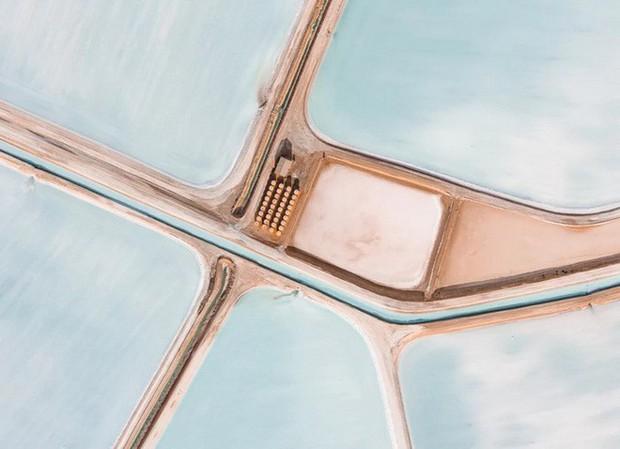 Khi những nông trại hóa thành bức ảnh nghệ thuật đẹp mê hồn dưới góc nhìn từ máy bay - Ảnh 13.