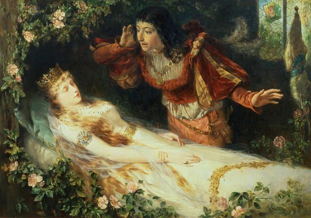 Sự thật về Công chúa ngủ trong rừng: Câu chuyện nhuốm màu đen tối khác xa trong những trang sách cho trẻ nhỏ khiến bạn phải rùng mình - Ảnh 3.