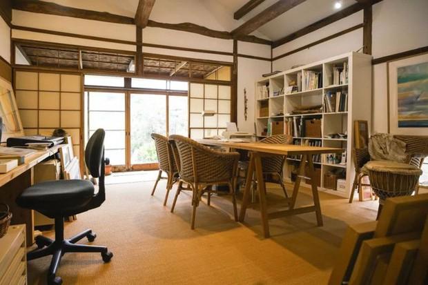 Cuộc sống hạnh phúc và bình yên của cặp vợ chồng người Nhật ở ngôi nhà nhỏ trên núi suốt 40 năm - Ảnh 3.