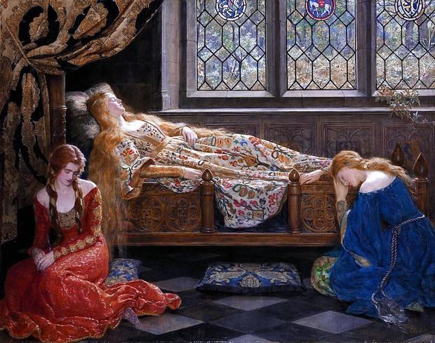Sự thật về Công chúa ngủ trong rừng: Câu chuyện nhuốm màu đen tối khác xa trong những trang sách cho trẻ nhỏ khiến bạn phải rùng mình - Ảnh 4.