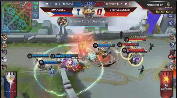 Đội tuyển Mobile Legends: Bang Bang Việt Nam và những khoảnh khắc đáng nhớ trong ngày thi đấu đầu tiên tại MSC 2019 - Ảnh 10.