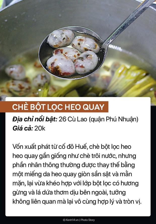 Loạt món ăn kết hợp mặn - ngọt của người Sài Gòn mà chỉ nghe tên sẽ thấy khó hiểu vô cùng - Ảnh 9.