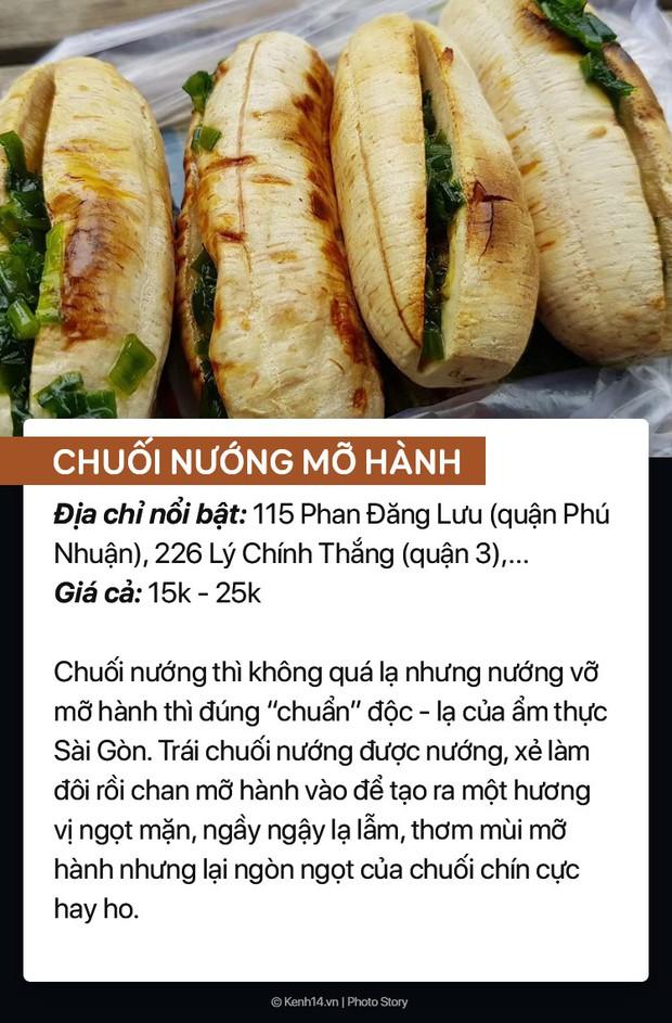 Loạt món ăn kết hợp mặn - ngọt của người Sài Gòn mà chỉ nghe tên sẽ thấy khó hiểu vô cùng - Ảnh 3.