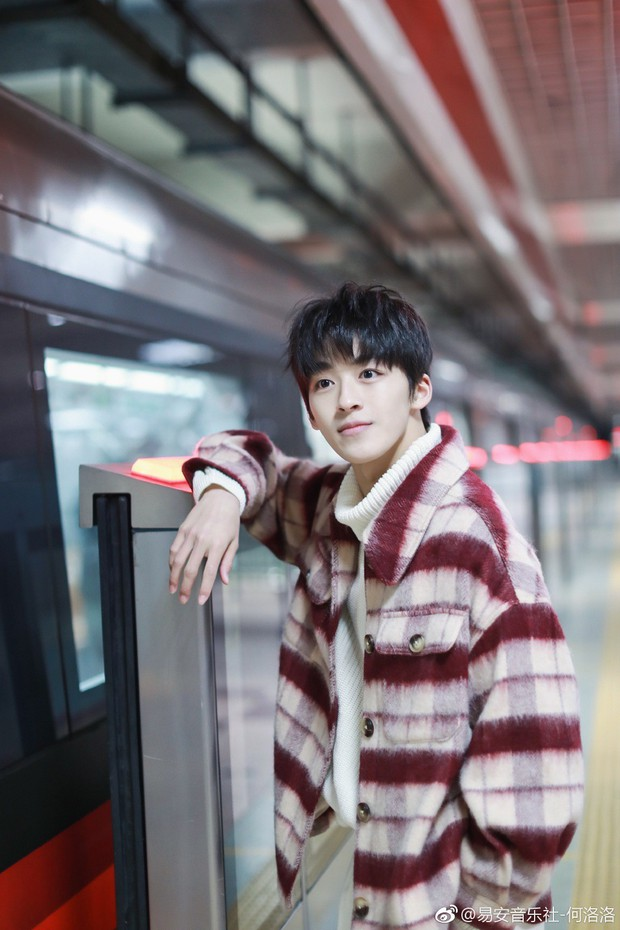 Boygroup mới hot nhất xứ Trung R1SE: Center bị JYP đánh đập, người như nam thần, kẻ gây tranh cãi vì visual quá thường - Ảnh 6.