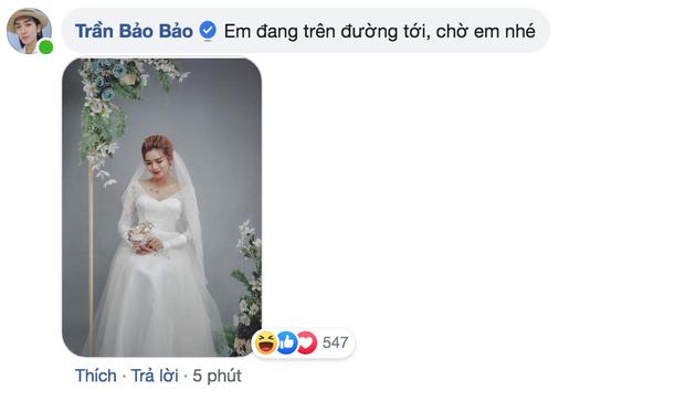 BB Trần gửi ảnh mặc áo cô dâu, đòi cướp chú rể Cris Phan nhưng khai tiệc rồi vẫn chưa thấy đến? - Ảnh 2.