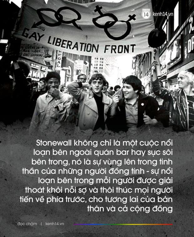 Đêm không ngủ tại quán bar Stonewall và 50 năm lịch sử của cộng đồng LGBT: Người đồng tính đã không phải núp sau những lùm cây - Ảnh 5.