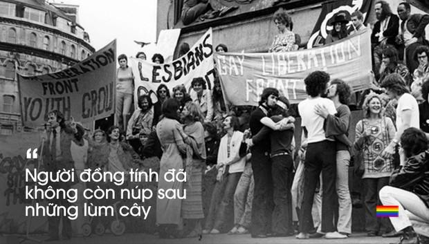 Đêm không ngủ tại quán bar Stonewall và 50 năm lịch sử của cộng đồng LGBT: Người đồng tính đã không phải núp sau những lùm cây - Ảnh 8.