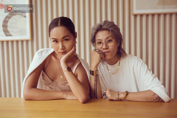 Trisha Đỗ - Gùi Trang: Yêu là phải nắm tay đi lên chứ không chơi ăn vạ, con gái yêu nhau thì sao? - Ảnh 6.