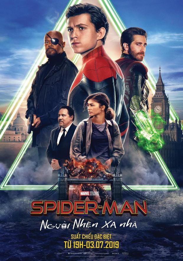 Spider-Man: Far From Home sẽ có 2 credits và hé lộ những siêu anh hùng mới của MCU? - Ảnh 1.