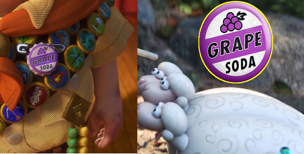40 bí mật thú vị được giấu kĩ trong Toy Story 4 chỉ ai tinh mắt lắm mới thấy - Ảnh 1.