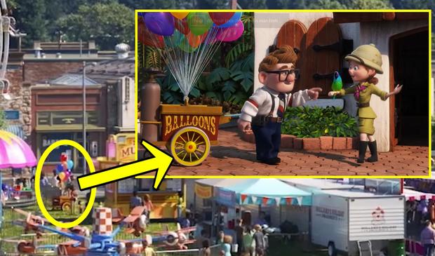 40 bí mật thú vị được giấu kĩ trong Toy Story 4 chỉ ai tinh mắt lắm mới thấy - Ảnh 10.
