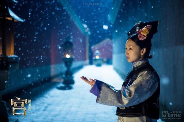 6 phim của Ảnh Hậu Châu Đông Vũ khiến khán giả vừa xem vừa lau nước mắt: Số 4 gây chấn động một thời - Ảnh 12.