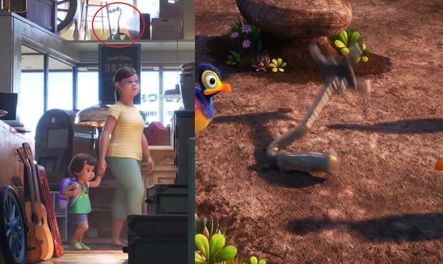 40 bí mật thú vị được giấu kĩ trong Toy Story 4 chỉ ai tinh mắt lắm mới thấy - Ảnh 14.
