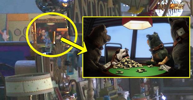 40 bí mật thú vị được giấu kĩ trong Toy Story 4 chỉ ai tinh mắt lắm mới thấy - Ảnh 15.