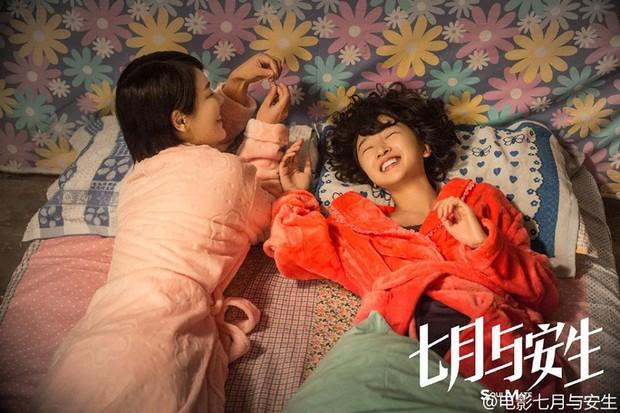 6 phim của Ảnh Hậu Châu Đông Vũ khiến khán giả vừa xem vừa lau nước mắt: Số 4 gây chấn động một thời - Ảnh 14.
