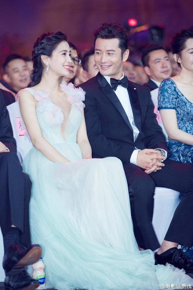 Nhân viên ekip tiết lộ Huỳnh Hiểu Minh - Angela Baby không dám thông báo ly hôn vì lo sợ 1 vấn đề này? - Ảnh 1.