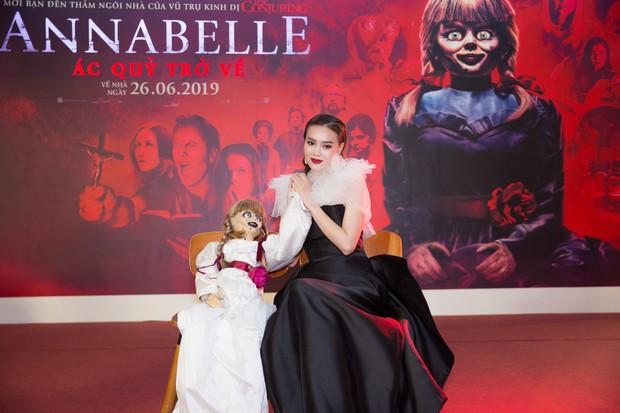 Clip Fan Việt xem Annabelle: Mong em Beo đem binh đoàn tàn sát hết gia đình đó đi dùm! - Ảnh 11.