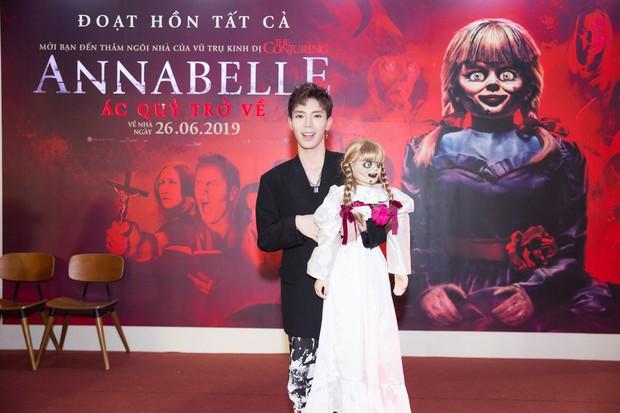 Clip Fan Việt xem Annabelle: Mong em Beo đem binh đoàn tàn sát hết gia đình đó đi dùm! - Ảnh 15.