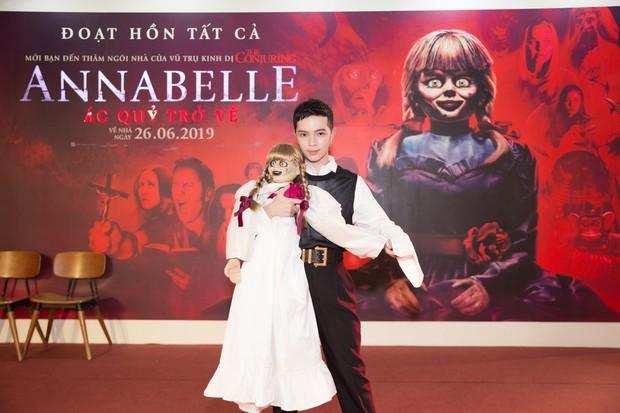 Clip Fan Việt xem Annabelle: Mong em Beo đem binh đoàn tàn sát hết gia đình đó đi dùm! - Ảnh 13.