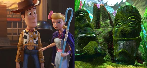 40 bí mật thú vị được giấu kĩ trong Toy Story 4 chỉ ai tinh mắt lắm mới thấy - Ảnh 21.