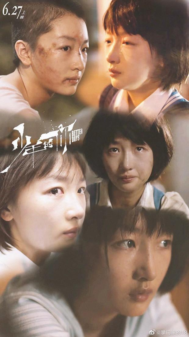 6 phim của Ảnh Hậu Châu Đông Vũ khiến khán giả vừa xem vừa lau nước mắt: Số 4 gây chấn động một thời - Ảnh 22.