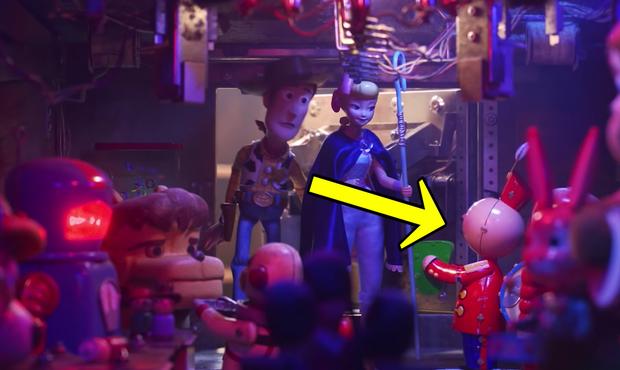 40 bí mật thú vị được giấu kĩ trong Toy Story 4 chỉ ai tinh mắt lắm mới thấy - Ảnh 22.